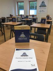 Greystones Community College Induction Programme