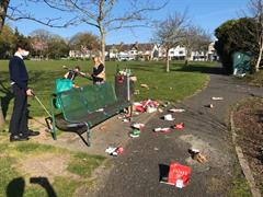Greystones Community Clean Up