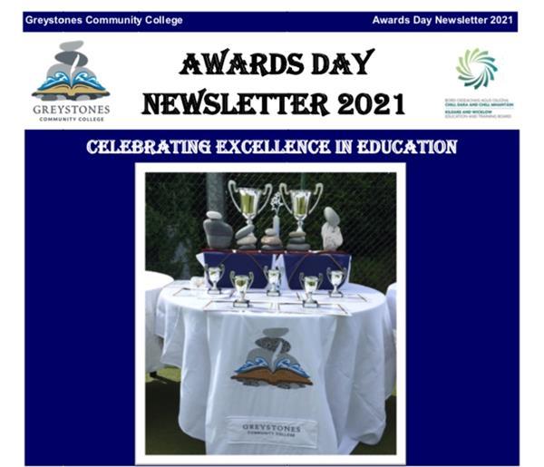 School Newsletter - Volume 1 Issue 6