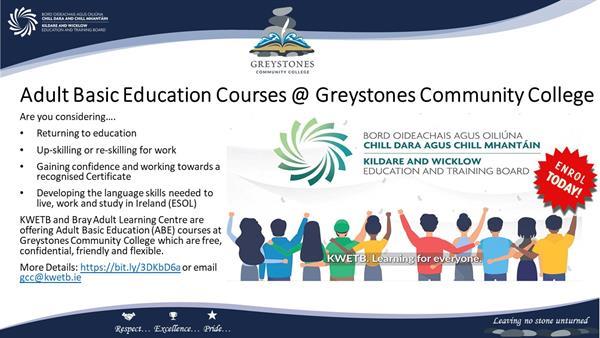 Adult Basic Education Courses