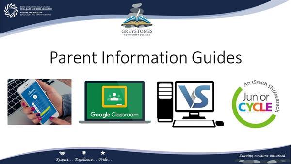 Parent Information Guides