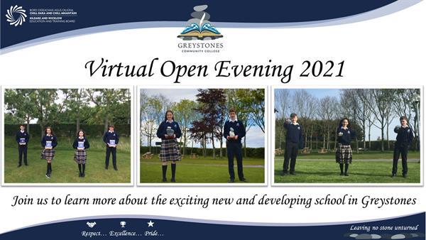 Virtual Open Night 2021