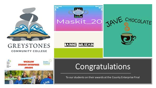 Success at the Student Enterprise Awards